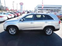 This 2014 Kia Sorento LX is offered to you for sale by