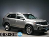 AWD!Silver 2014 Kia Sorento LXHere at the Dorschel
