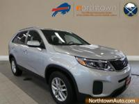 Discerning drivers will appreciate the 2014 Kia Sorento