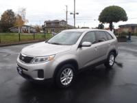 Make sure to get your hands on this 2014 Kia Sorento LX