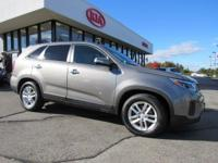 Nice SUV! STOP! Read this! Here at Michael Kia, we try