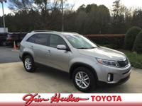 Options:  2014 Kia Sorento We Recently Got In. When You