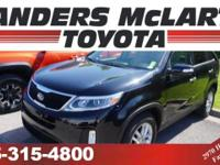 This 2014 Kia Sorento 2WD 4dr I4 LX is offered to you