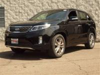 This 2014 Kia Sorento SX Limited is offered exclusively
