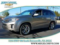 SX Limited trim. FUEL EFFICIENT 25 MPG Hwy/18 MPG City!