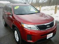 Exterior Color: remington red metallic, Body: SUV,