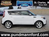 Call Now,  Only At Pundmann Ford!! Our funky 2014 Soul