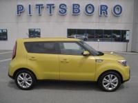 New Arrival! This 2014 Kia Soul + will sell fast