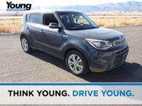 L@@K!! 2014 Kia Soul. Welcome to Young Auto Group!