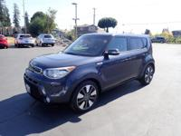 This 2014 Kia Soul ! features a anti-lock brakes and