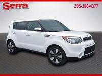 2014 Kia Soul Exclaim FWD 6-Speed Automatic I4,Clear