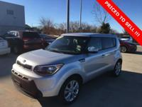 **ONE OWNER, CLEAN CARFAX**, 2014 Kia Soul Plus, and