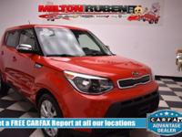 Options:  2014 Kia Soul +|Miles: 74507Color: Inferno