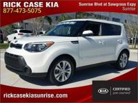 2014 Kia Soul Plus in White, Roadside Assistance, 10