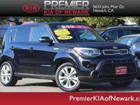 This outstanding example of a 2014 Kia Soul + is