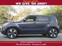 Recent Arrival! KIA CERTIFIED, **CERTIFIED BY CARFAX -