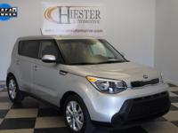 Options:  2014 Kia Soul Plus|Silver|Priced Below Kbb