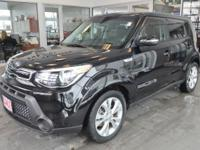 Kia Soul 2014 Plus Black CARFAX One-Owner. Clean