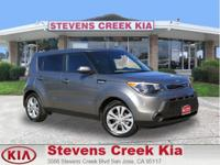 Options:  2014 Kia Soul + Wagon|Gray|4-Cyl 2.0