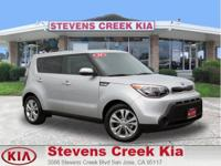 Options:  2014 Kia Soul + Wagon|Silver|4-Cyl 2.0