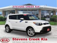 Options:  2014 Kia Soul +|White|2.0L Inline