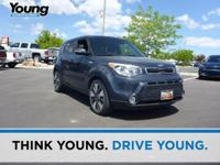 2014 Kia Soul Exclaim and CARFAX ONE OWNER. Only one
