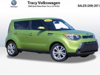 Options:  2014 Kia Soul Plus|Green|New Price! Carfax
