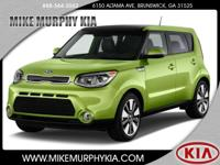 This 2014 Kia Soul + is complete with top-features such