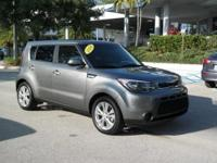 Options:  2014 Kia Soul Plus|Front Bucket