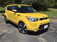 2014 Kia Soul Exclaim. Your lucky day! Move quickly!