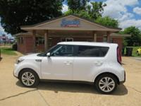 2014 Kia Soul  Options:  Fuel Consumption: City: 23