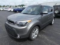 Look at this 2014 Kia Soul +. Its Automatic