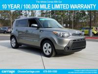 **10 Year/100,000 mile warranty** *CARFAX One-Owner &