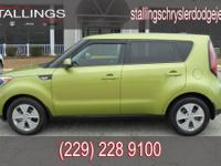 Introducing the 2014 Kia Soul! Feature-packed and