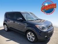 Recent Arrival! This 2014 Kia Soul Plus in Blue