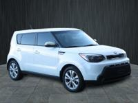Recent Arrival! 2014 Kia Soul Plus I4 6-Speed Automatic