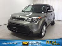 New Price! Titanium Gray 2014 Kia Soul Plus FWD 6-Speed