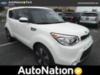 The Kia Soul ! speaks volumes about it's driver|