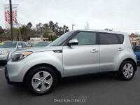 Beautiful 1 owner 2014 Kia Soul Sports wagon! Clean
