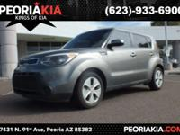 This is a 2014 Kia Soul Base model. This vehicle is