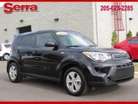 Shadow Black 2014 Kia Soul FWD 6-Speed 1.6L I4 DGI