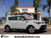 CARFAX One-Owner. Clean CARFAX. White 2014 Kia Soul FWD