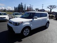 2014 Kia Soul White Fresh Oil Change, No Accident on