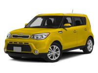 Step into the 2014 Kia Soul! Generously equipped and