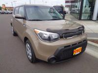 CARFAX 1-Owner! This 2014 Kia Soul Base, has a great