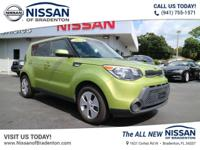 Clean CARFAX. Fully Detailed.2014 Kia Soul Alien