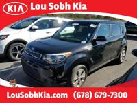 Oh yeah! You win! Come visit the all new LOU SOBH KIA!