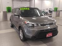 Introducing the 2014 Kia Soul! This is a superior