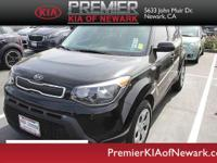 This outstanding example of a 2014 Kia Soul Base is