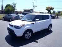 CARFAX One-Owner. 2014 Kia Soul White One Owner, Fresh